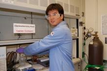 Sai (Edward) Che, Chemistry, Fudan University