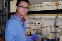 Zijie Qiu, Chemistry, Fudan University