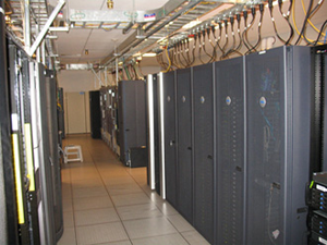 CSC machine room